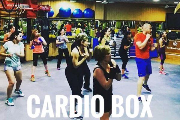 cardio box nueva