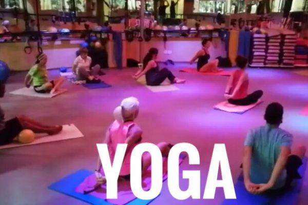 yoga buena