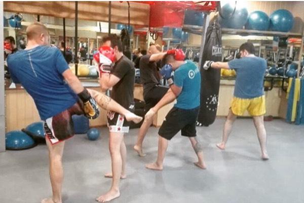 clases de Muay Thai en Valencia, gimnasio Valencia