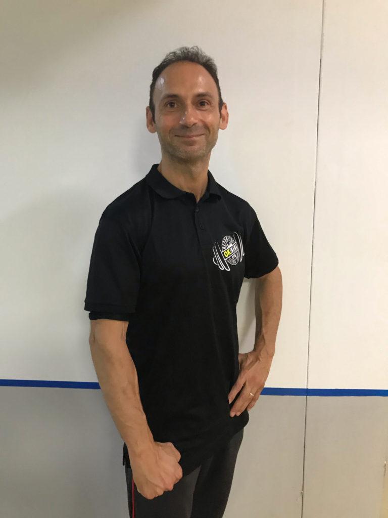 entrenador personal en Valencia